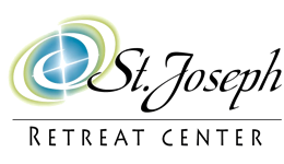 St. Joseph Retreat Center Retina Logo